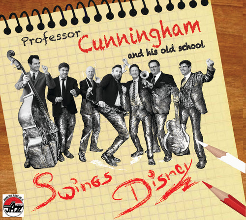 Professor Cunningham and His Old School Swings Disney