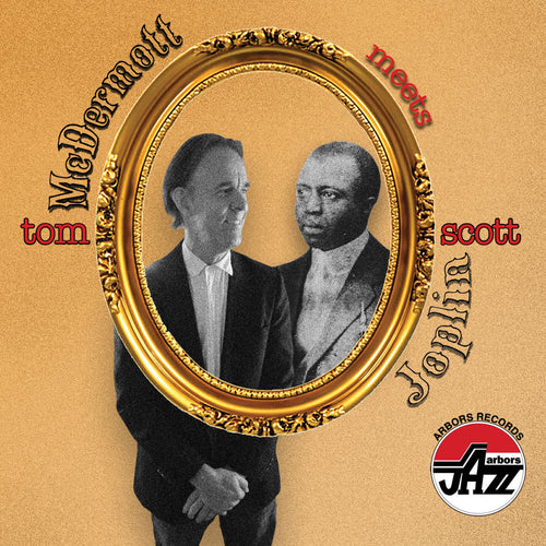 Tom McDermott Meets Scott Joplin