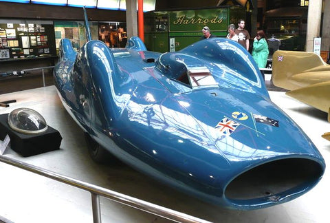 Bluebird Proteus CN7 Jet Car