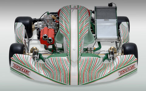 Tony Kart Chassis For Sale | USA In Stock 866-302-0720