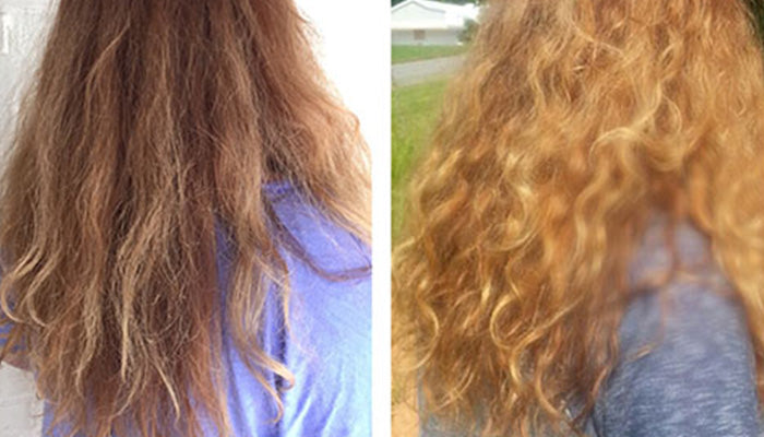 Case Study: Coarse, Dry Hair with Moderate Damage