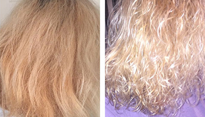Case Study: Color-Damaged Hair