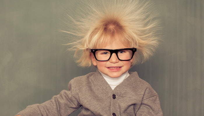 The Effects of Static Electricity on Hair