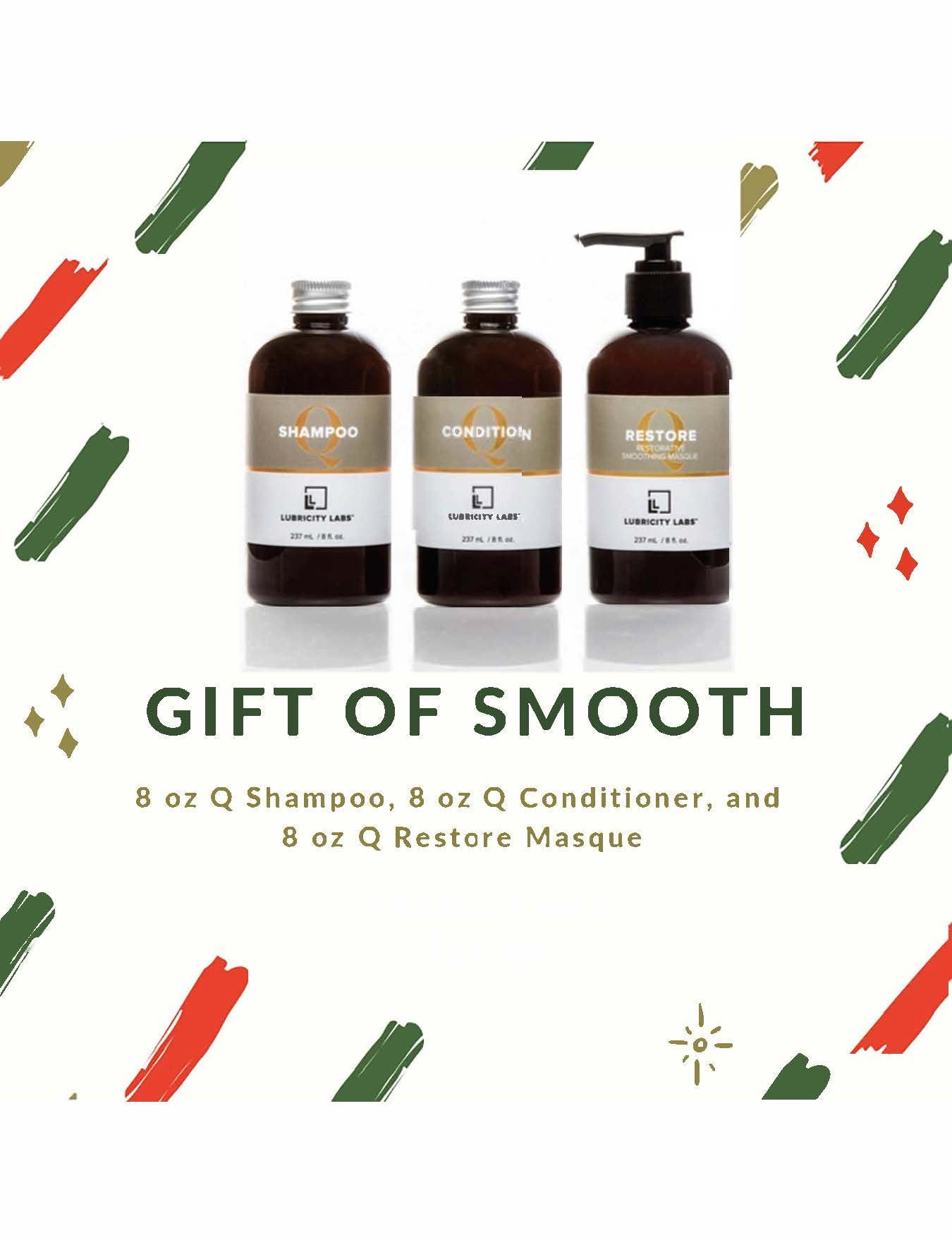 Gift of Smooth Holiday Set