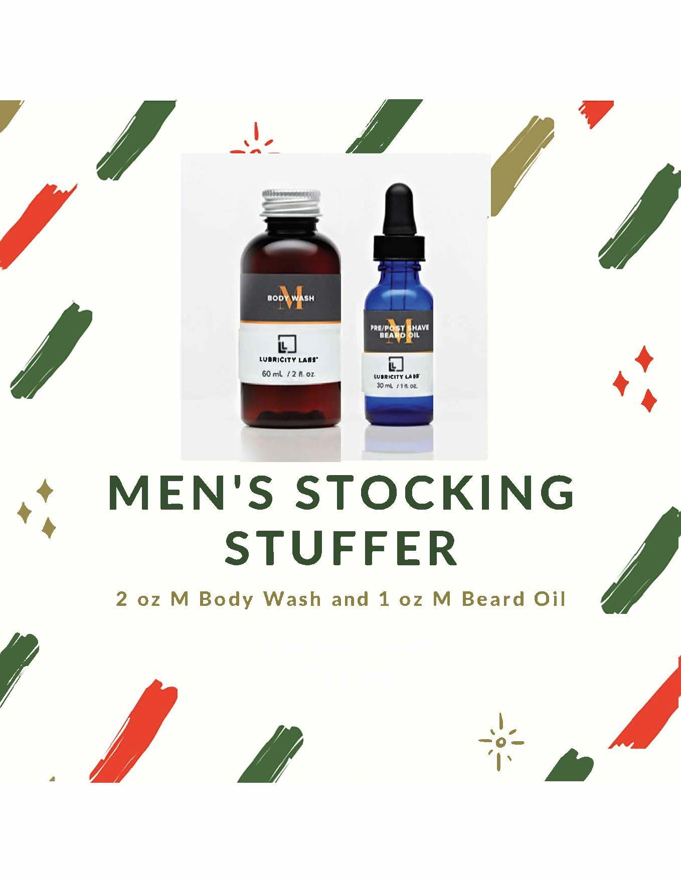 Stocking Stuffer Holiday Set for Men