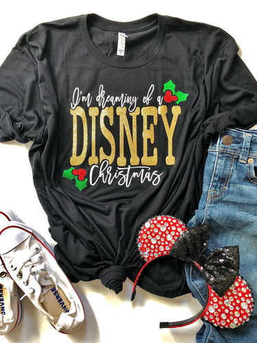 I'm dreaming of a Disney Christmas