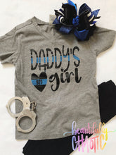 Daddy's Girl - Thin Blue Line