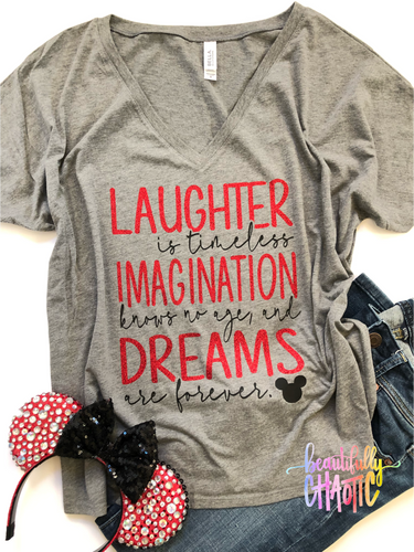 Laughter, Imagination, Dreams
