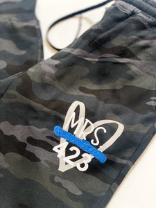 Mrs badge number joggers