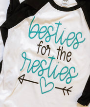 Besties for the resties - TEAL DESIGN - ADULTS