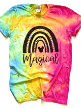Magical - Rainbow Design - TIE DYE