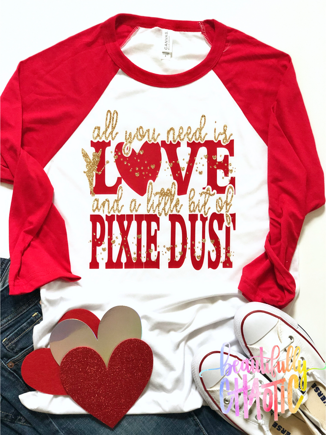 All you need is love and a little bit of pixie dust