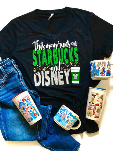 This MOM runs on Disney and Starbucks