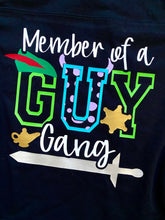 Member of a Guy Gang