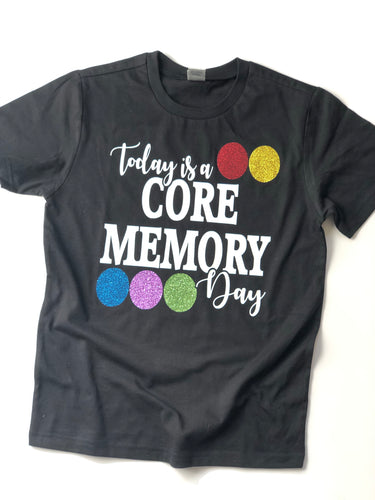 Today is a core memory day - kids