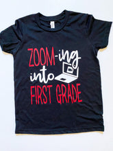 ZOOM-ing into - School Grade- Red Design - KIDS