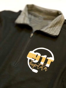 911 dispatcher - Quarter Zip