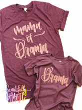 Mama of Drama - Rose Gold