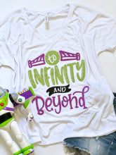 To infinity and beyond - Adults