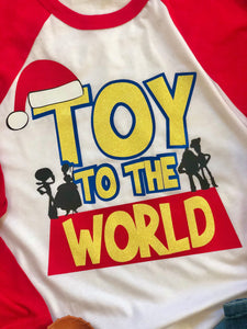 Toy to the world