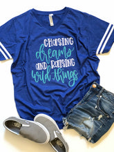 Chasing dreams and raising wild things - TEAL DESIGN