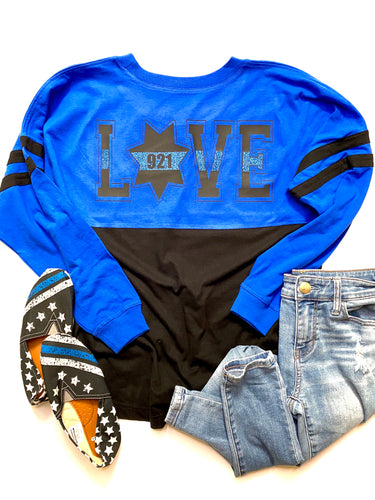 LOVE - TBL Spirit Jersey