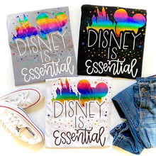 Disney is essential - RAINBOW