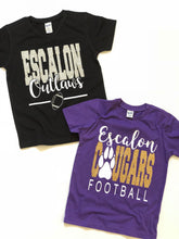 Escalon Outlaws/Cougars - KIDS designs