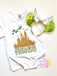 Off to Neverland - kids