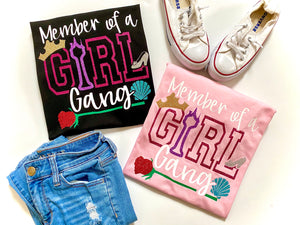 Member of a Girl Gang - Princesses