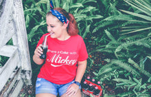 Share a coke with Mickey