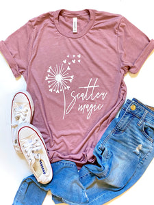 Scatter Magic - WHITE DESIGN