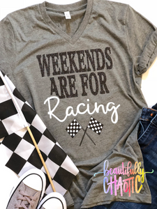 Weekends are for racing