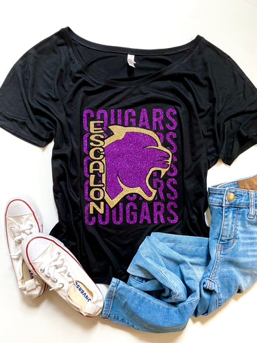 Escalon Cougars - cougar head
