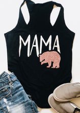 Mama bear-rose gold
