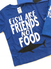 Fish are friends not food- Kids