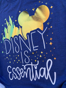 Disney is essential - HOLOGRAPHIC