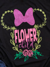 Flower child- flower and garden