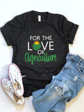 For the love of agriculture