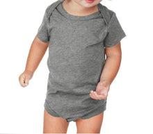 Red Snowflake mouse - GREY shirt- KIDS