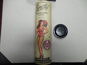Original Sailor Jerry Canister Limited Edition Print Poster Flyer Spiced Rum