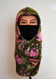 Pink Camo Advanced Balaclava