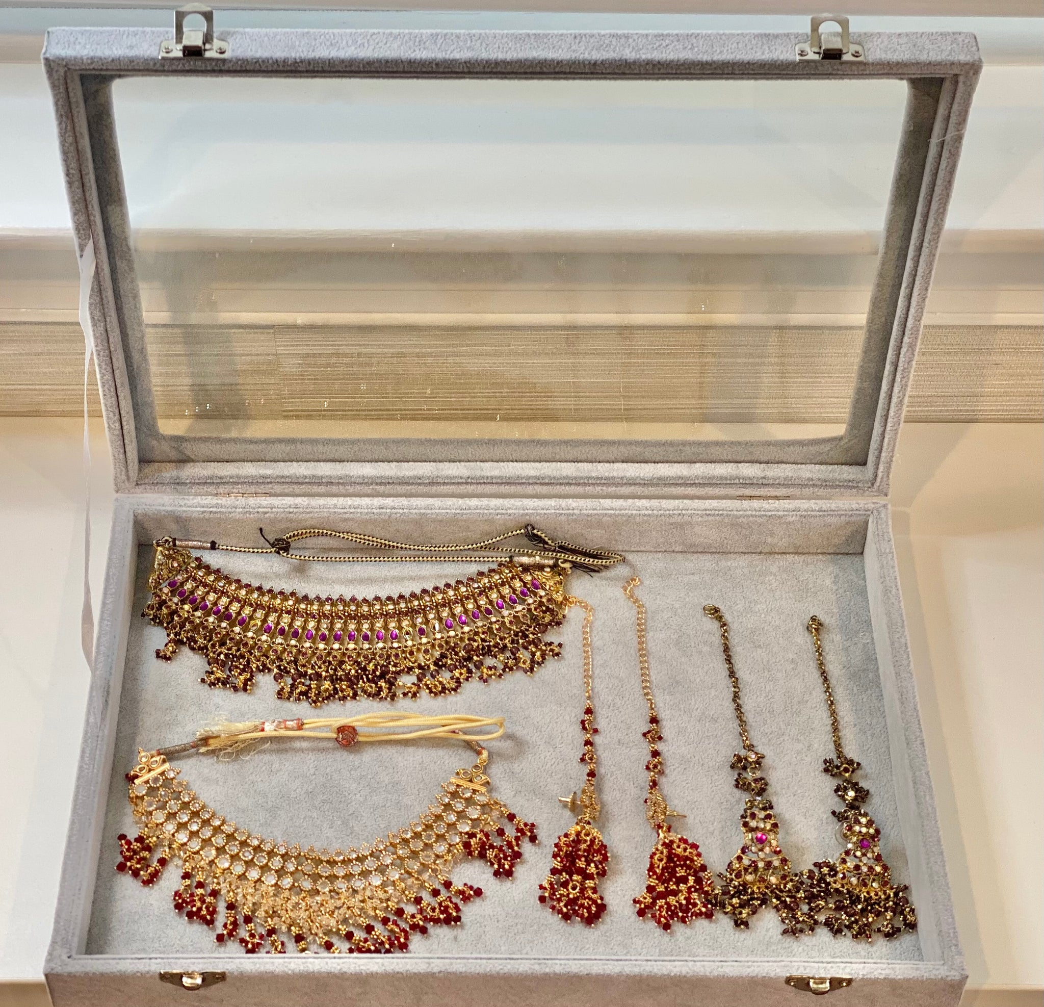 How to Organize Desi Jewelry by Ami Shenoy