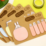 Kawaii Bunny Sticky Notes