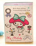 My Melody Memo Pad Kit