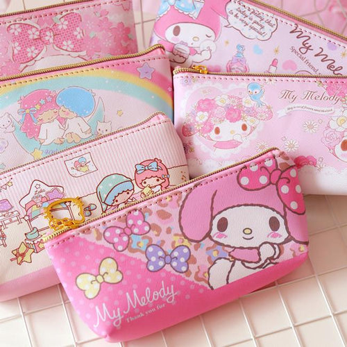 My Melody Cases for stationary or Cosmetics