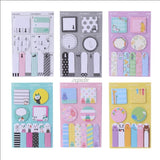 Colorful Sticky Notes & Memo Pads