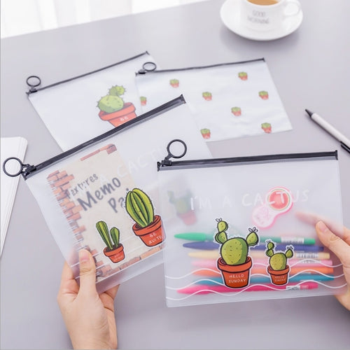 The Cactus (Pack of 4) File Folder