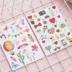 Baby Kawaii (Pack of 8) Stickers