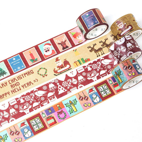 Christmas Roll Washi Tape
